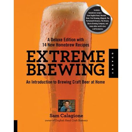 Extreme Brewing, a Deluxe Edition with 14 New Homebrew Recipes : An Introduction to Brewing Craft Beer at Home](Oktoberfest Beer Recipes)
