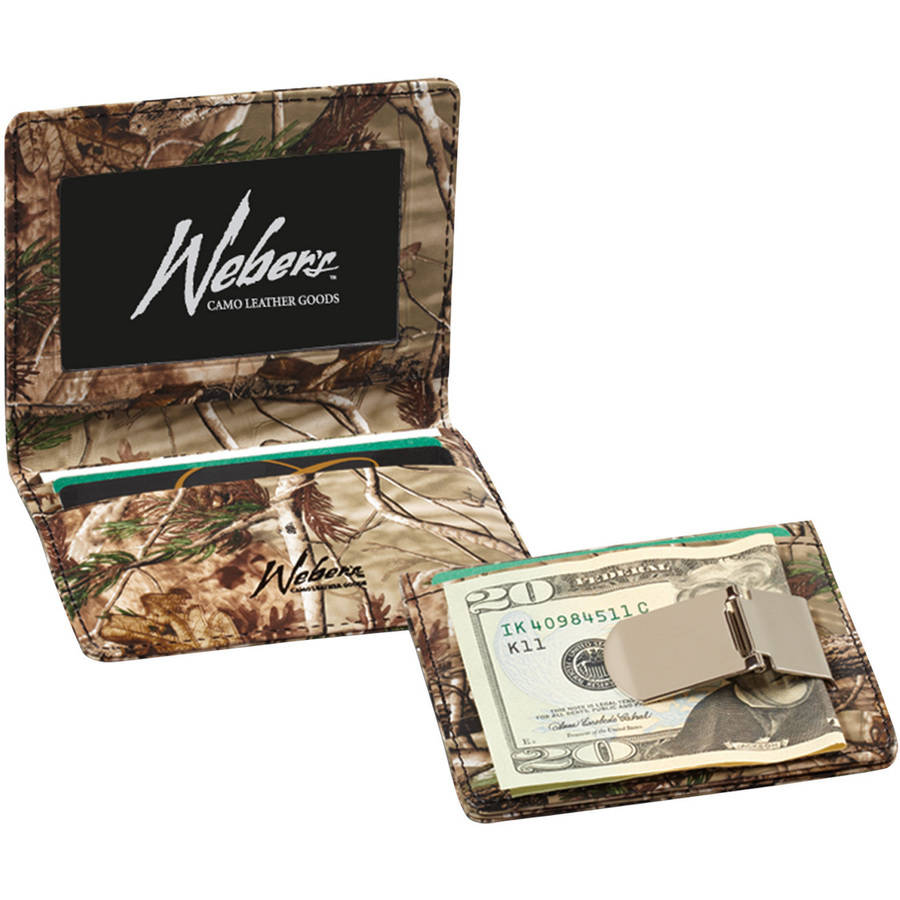 Webers Front Pocket Wallet, Realtree AP