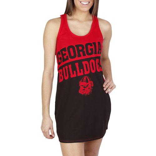 NCAA Georgia Shutout Ladies' Nightshirt