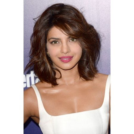 Priyanka Chopra At Arrivals For Entertainment Weekly And People Upfronts Party The High Line Hotel New York Ny May 11 2015 Photo By Kristin CallahanEverett Collection