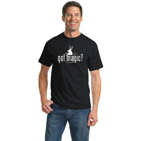 Got Magic? - Magician Rabbit Illusionist Humor Funny Cool Unisex T-shirt