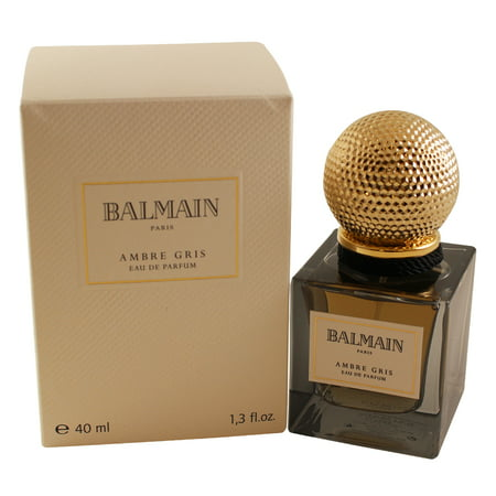 Balmain Parfum (Balmain Ambre Gris Eau De Parfum Spray 1.3 Oz / 40 Ml for Women )