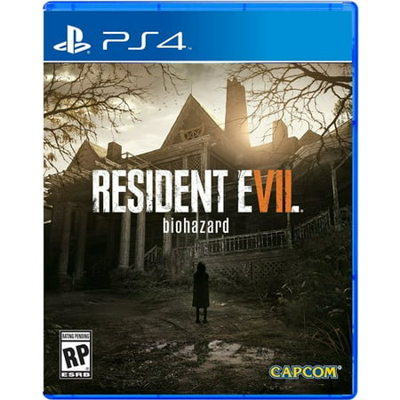 Resident Evil 7: Biohazard, Capcom, PlayStation 4, 013388560288 (Resident Evil Halloween Horror Nights)