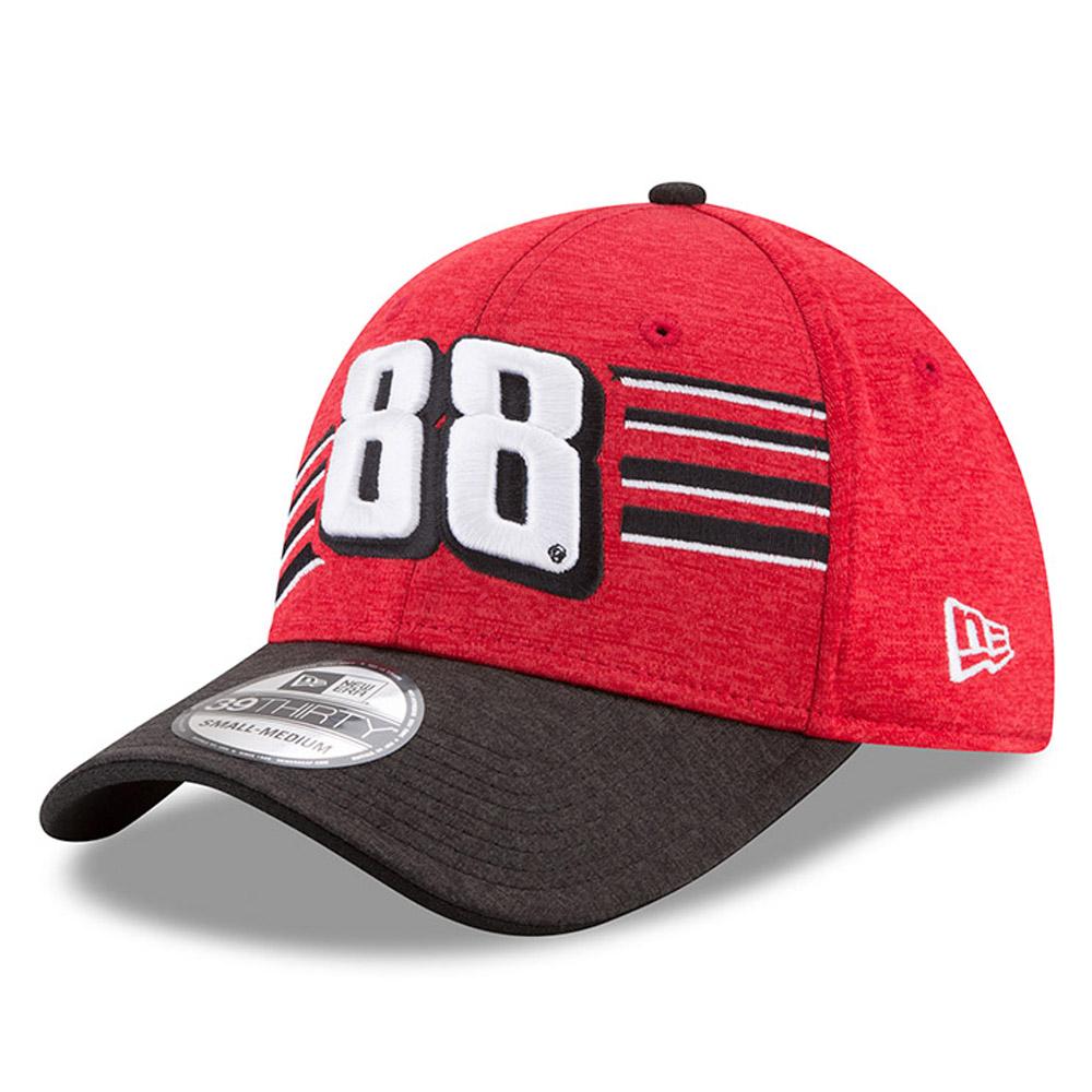 Dale Earnhardt Jr. New Era JR Nation Appreci88ion Tour Homestead 39THIRTY Flex Hat - Red