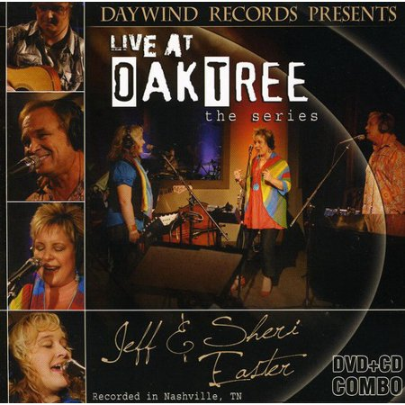 Live at Oak Tree (Includes DVD) (Solid Oak Cd Dvd)