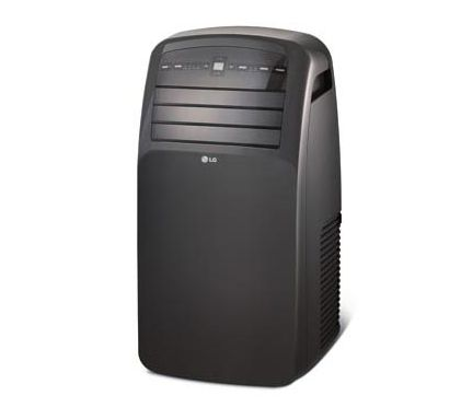 LG 12,000 BTU Portable Air Conditioner With Dehumidifier, Remote, Window Kit, Factory-Reconditioned