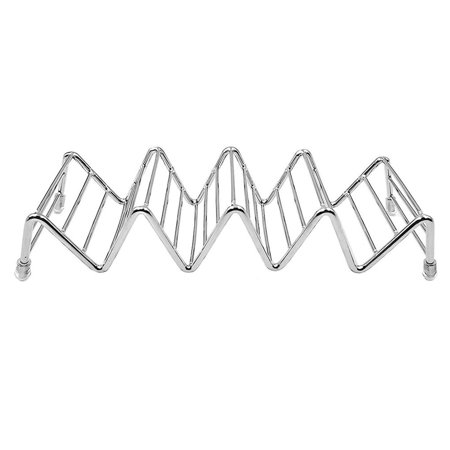 4 slots Taco Holder Taco Stand Stainless Steel Rustproof