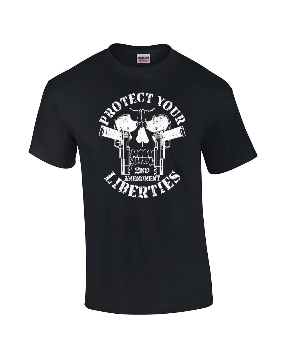 2nd Amendment T-Shirt Protect Your Liberties