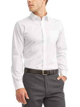 f02f574d381 Product Image George Long Sleeve Mens Performance Dress Shirt