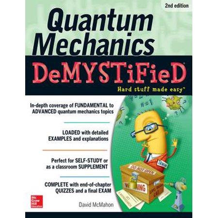 Quantum Mechanics Demystified, 2nd Edition -