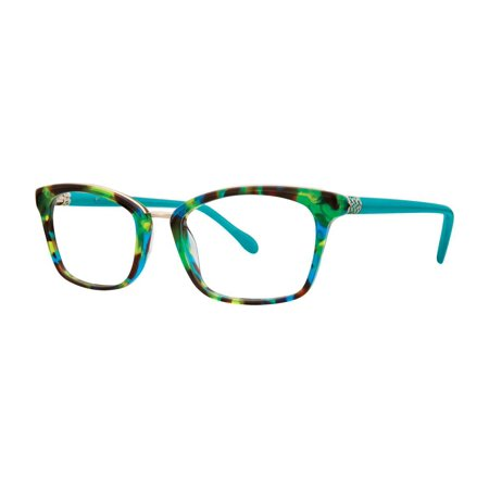 Eyeglasses Lilly Pulitzer BELLMONT AQUA MARBLE GREEN