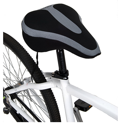 Huffy Bicycles 00267SD Cruiser Bicycle Seat Cover, Gel Construction
