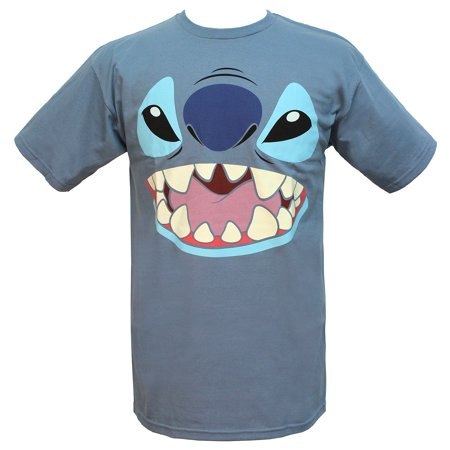 Disney Lilo and Stitch Big Face Costume T-shirt - Stitch Costumes