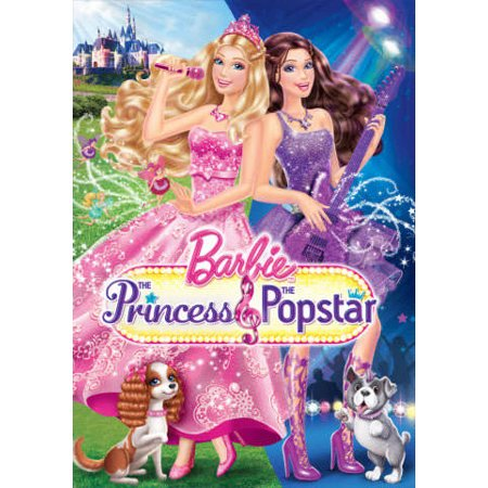 Barbie: The Princess and the Popstar (Vudu Digital Video on