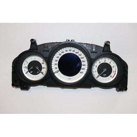Mercedes Instrument (14-14 Mercedes C Class C300 C350 Instrument Cluster Speedometer 14,102 #46656 )