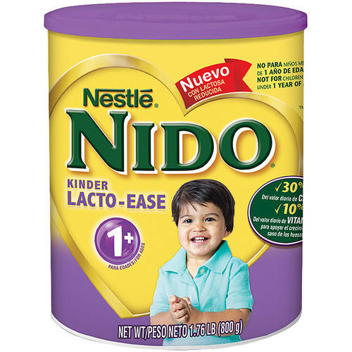 Nestle Nido Lacto-Ease Powdered Milk Beverage, 28.2 oz