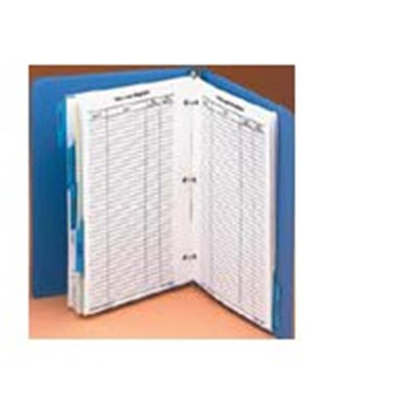 MMF 201802400 Cross Reference Index Binder