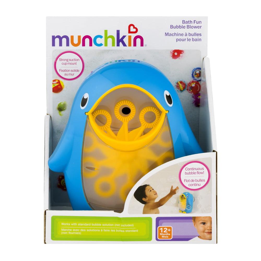 Munchkin Bath Fun Bubble Blower - Walmart.com