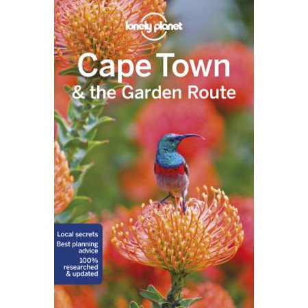 Travel Guide: Lonely Planet Cape Town & the Garden Route - Paperback