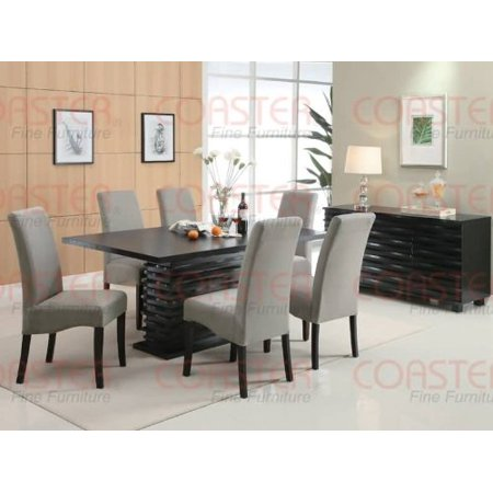 Coaster Home Furnishings 102061 Contemporary Dining Table, (Contemporary Dining Table)