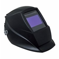 "Instapark ADF Series GL-950N Solar Powered Auto-darking Welding Helmet with 4 Optical Sensors, 3.86"" X 2.44"" Viewing Area and Adjustable Shade Range #9 - #13"