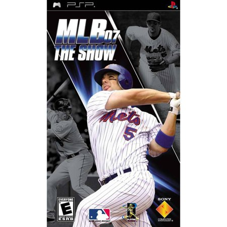 Mlb 07  The Show   Sony Psp