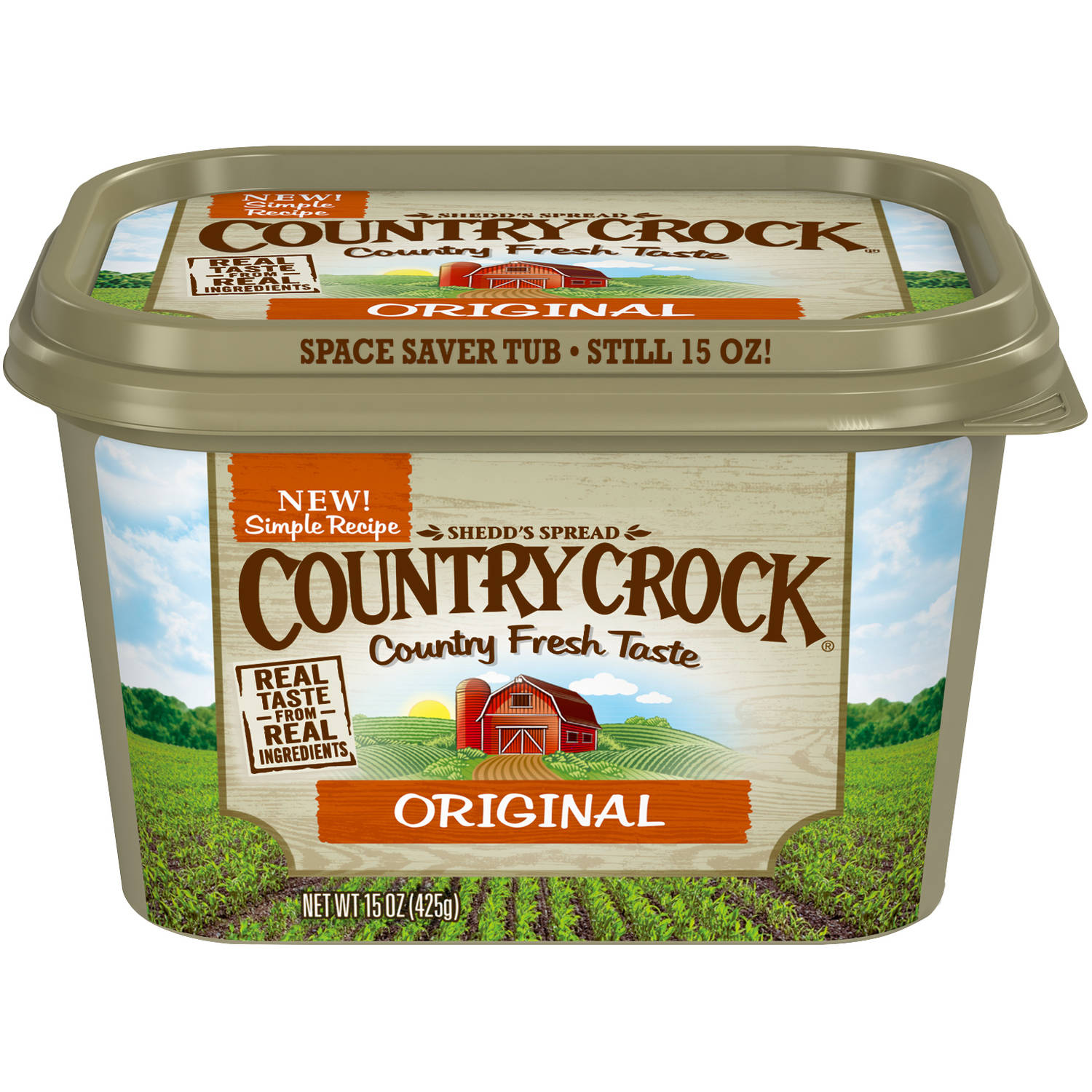 Country Crock 80oz Tub