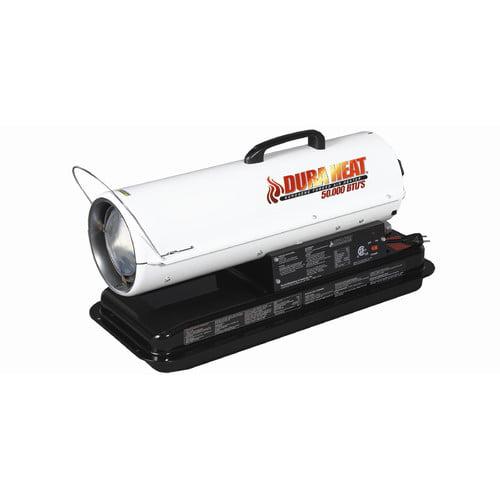 Duraheat World Marketing 45,000-BTU Kerosene Force Air Heater, DFA-50