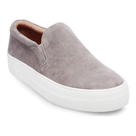 3a4c19fcedf Steve Madden - Women s Steve Madden Gills Slip On Platform Sneaker -  Walmart.com