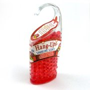 1 Gel Crystal Bead Hanging Instant Air Freshener Odor Eliminator Apple Cinnamon