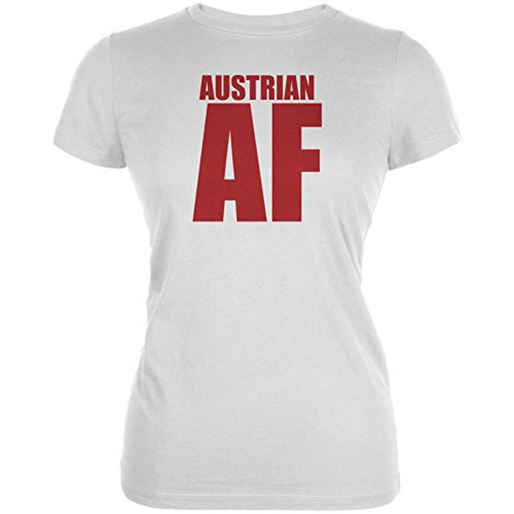 Austrian AF Juniors Soft T Shirt