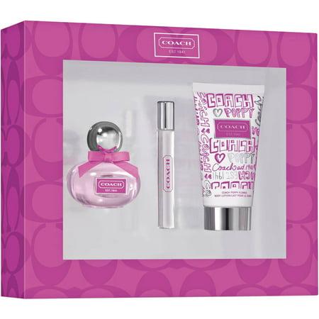 Coach poppy flower for women fragrance gift set 3 pc walmart coach poppy flower for women fragrance gift set 3 pc mightylinksfo