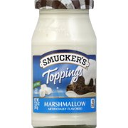 Smucker's Toppings Marshmallow, 13 oz (Pack of 6)
