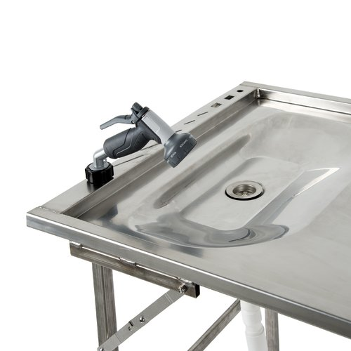 Organized Fishing Stainless Steel Fillet Table