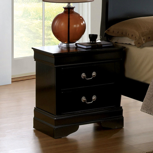 Hokku Designs Amal 2 Drawer Nightstand