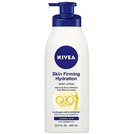 NIVEA Skin Firming Hydration Body Lotion 16.90 oz (Pack of 2) ()