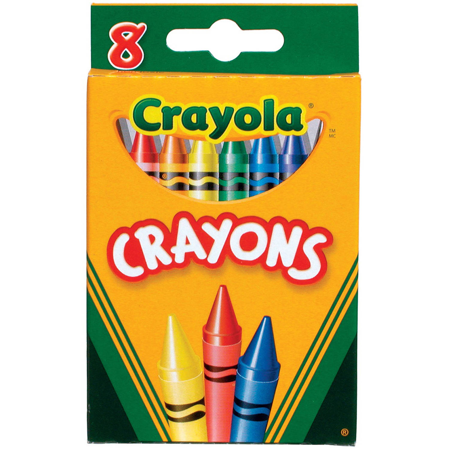 Crayola Tuck Box of Crayons