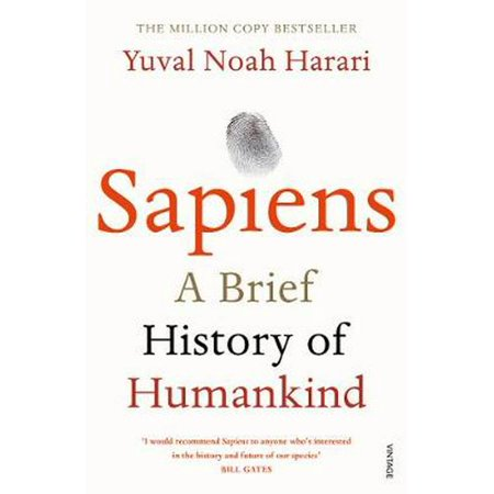 Sapiens : A Brief History of Humankind - Brief History Of Halloween