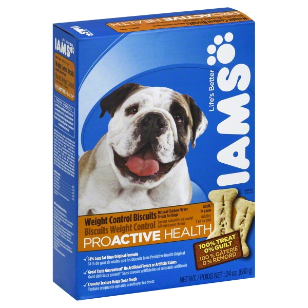 ProActive Health Adult Weight Control Formula Dog Biscuits