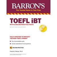 TOEFL iBT : with 8 Online Practice Tests