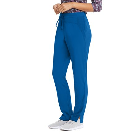 Barco One Wellness 4-Pocket Flat Front Cargo Pant for Women - Straight Leg Medical Scrub Pant