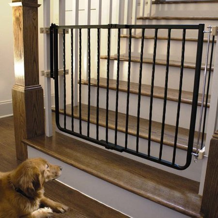 Cardinal Gates Wrought Iron Decor Hardware Mounted Pet
