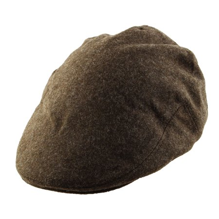 Winter Vintage Style Newsboy Ivy Cap Driving Casual Flat Warm Beret Hat
