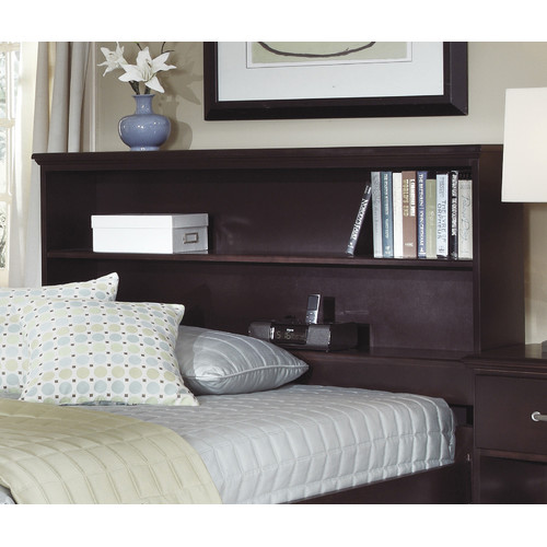 Carolina Furniture Works, Inc. Signature Bookcase Headboard