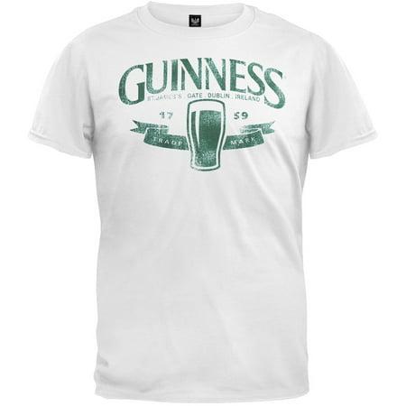 Guinness Keg (Guinness - Green Pint T-Shirt )