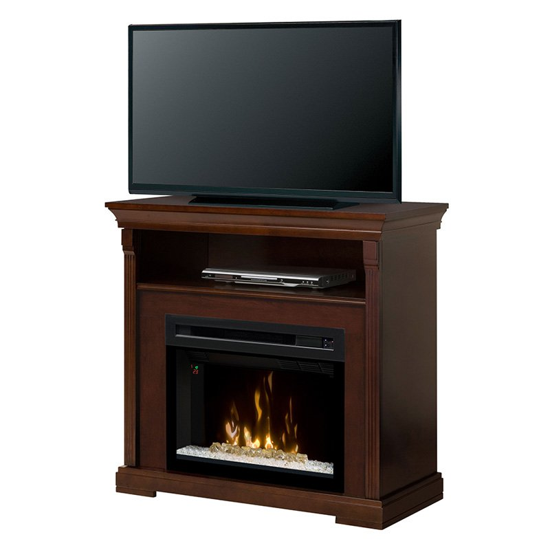 Dimplex Thorton Entertainment Center Electric Fireplace