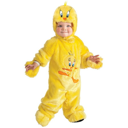Looney Tunes Tweety Infant Costume](Looney Tunes Halloween Costume)