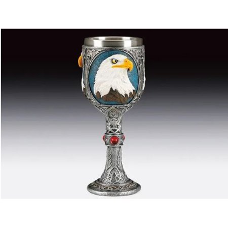 - Goblet With Eagle Head Chalice New