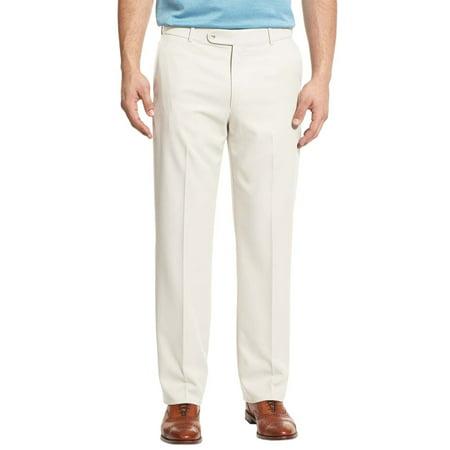Ralph Lauren Classic Chino - Lauren Ralph Lauren Chinos Pants 34x34 Big & Tall Flat Front Classic Fit Ivory