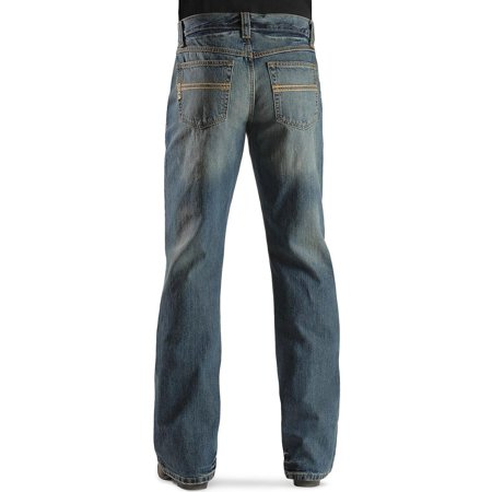Cinch Men's Jeans Carter Relaxed Fit Tall - Mb6134001_X1 (Carter Jeans)